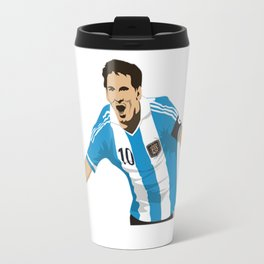 Leo Messi Travel Mug