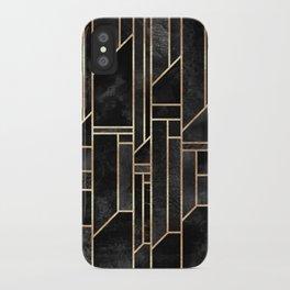 Black Skies iPhone Case
