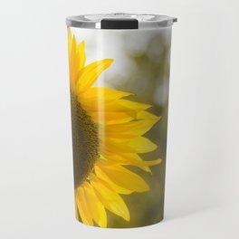 Sunflowers 12 Travel Mug