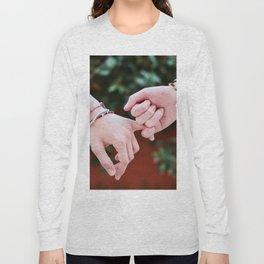 Love Pinky Swear Long Sleeve T-shirt