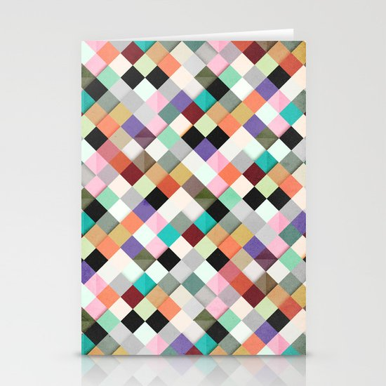 Pass this Pastels Stationery Cards