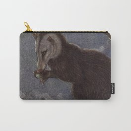 Vintage Possum Painting (1909) Carry-All Pouch