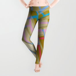 Fill In The Blank Colors Leggings