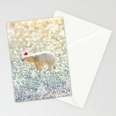 Polar Holiday Stationery Cards