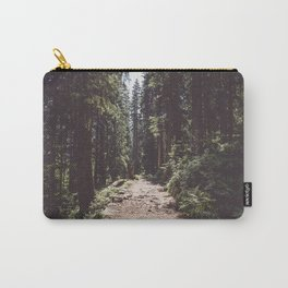Entering the Wilderness - Landscape and Nature Photography Carry-All Pouch
