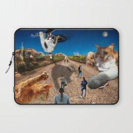 Desert Kitties Laptop Sleeve