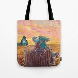 I love Alberta Tote Bag