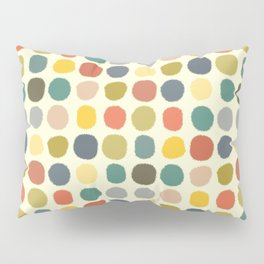 baby ikat spots cream Pillow Sham