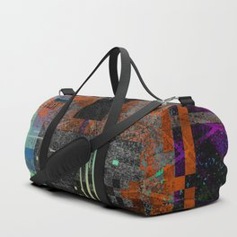 chill + casual = relaxed Duffle Bag