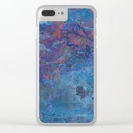 The Humbling River Clear iPhone Case