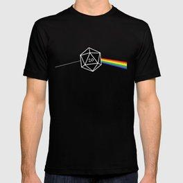 D20 Success Dungeons and Dragons D&D T-shirt