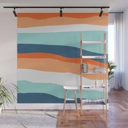 venice sunset Wall Mural