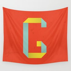 G 001 Wall Tapestry