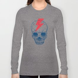 Skull Bolt Long Sleeve T-shirt