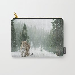 Leopard persian Carry-All Pouch