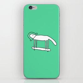 Space Dog iPhone Skin