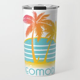 Video Modify Fun Logo Travel Mug