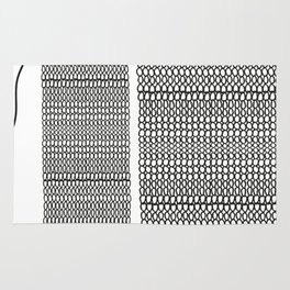 Oh mailles! Tricot graphique — 1 Rug