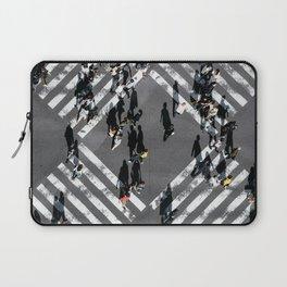 Tokyo Shibuya Crossing Laptop Sleeve