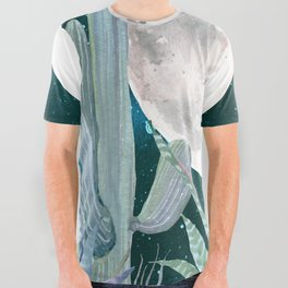 Desert Nights by Nature Magick All Over Graphic Tee