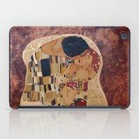 klimt iPad Cases featuring Klimt copy by Elisa Gandolfo