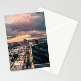 5455 Wilshire Stationery Cards