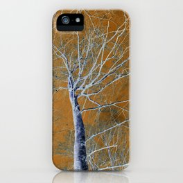 The World Above iPhone Case