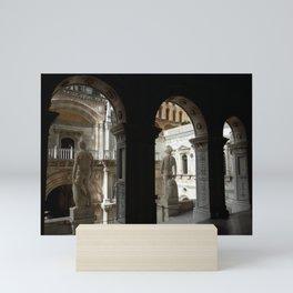 Cultured Buttocks Mini Art Print