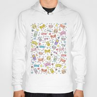 gaming Hoodies featuring Gaming by Irene Florentina