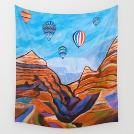 Magical Journey Wall Tapestry