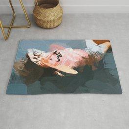 Floored Rug