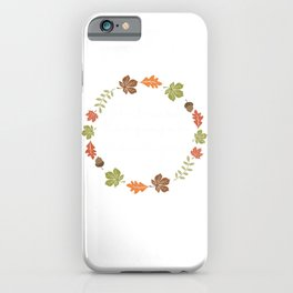 Womens Don't Make This Ginger Snap Funny Redhead Ginger Autumn product iPhone Case