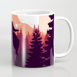 The Legend of Zelda - Orange Version Coffee Mug
