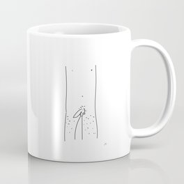 Nudey Man Coffee Mug