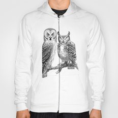 Bubo and Strix Hoody