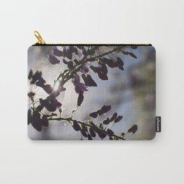 Sunburst Floral 1 Carry-All Pouch