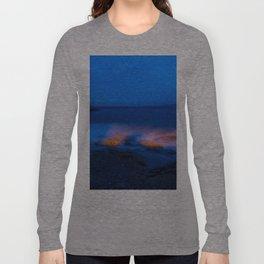 Burned Rocks Long Sleeve T-shirt