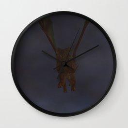 War Stars: Smoke Wall Clock