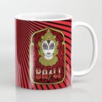 bali Mugs featuring Bali Rocks by Roberlan Borges