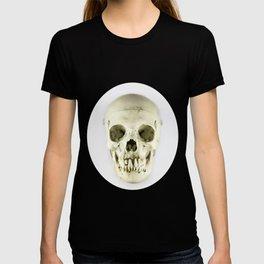 Skull Study 2 - Human  T-shirt