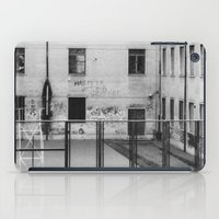 school iPad Cases featuring School by Ibbanez