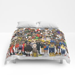 Basketball Culture Comforters