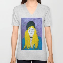 Sisters of the moon Unisex V-Neck