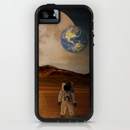 Mars Concept iPhone Case