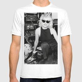 Blondie Poster,Debbie Harry Photograph,Vintage Photo,Rock Music Legends,Housewarming Gift,Home Decor,Photos and Prints,Music Art T-shirt