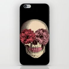 Flower Eyes iPhone & iPod Skin