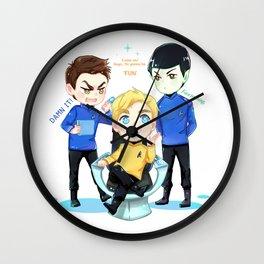 AOS Its gonna be fun Wall Clock