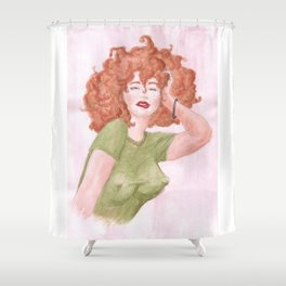 Lust For Life Shower Curtain