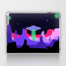 Hello ufo Laptop & iPad Skin