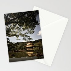Kinkakuji/The Golden Pavilion, Kyoto Stationery Cards